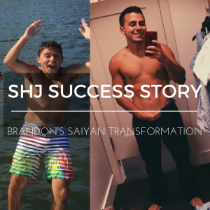 How Brandon Unleashed his Saiyan and Got Toned and Bulked WHILE Losing Fat