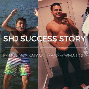 Brandon's Transformation (2)