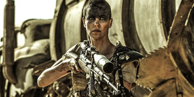 Charlize Theron Mad Max Workout
