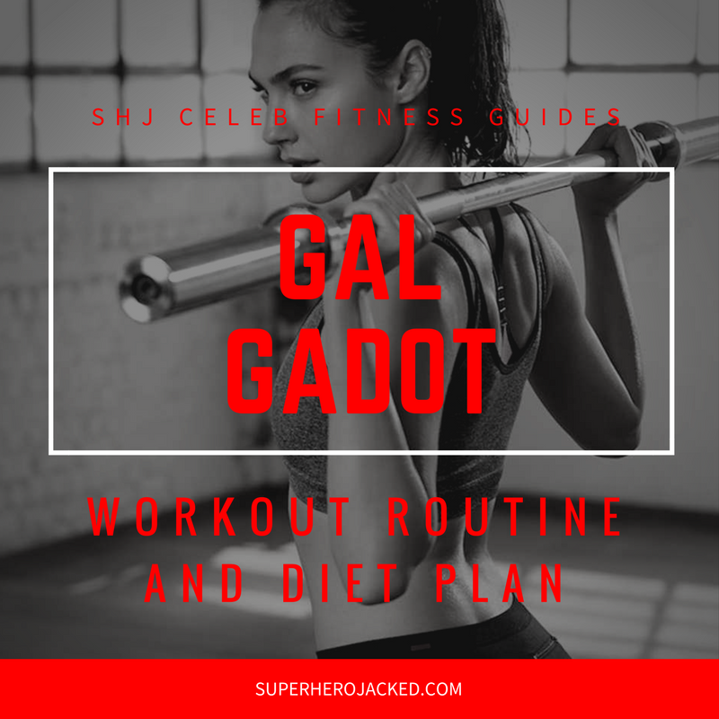 Gal Gadot Workout and Diet