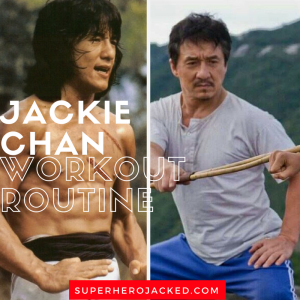 Jackie Chan Workout Routine and Diet Plan: A Hong Kong Martial Artist, Film and Kung Fu Legend