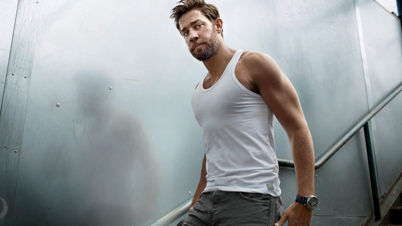 John Krasinski Bodybuilding Workout