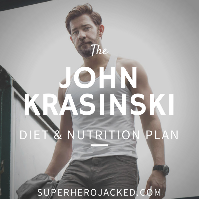 John Krasinski Diet and Nutrition