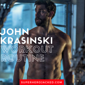 John Krasinski Workout Routine and Diet Plan: How he went from Jim from the Office to GYM of 13 Hours and Jack Ryan!