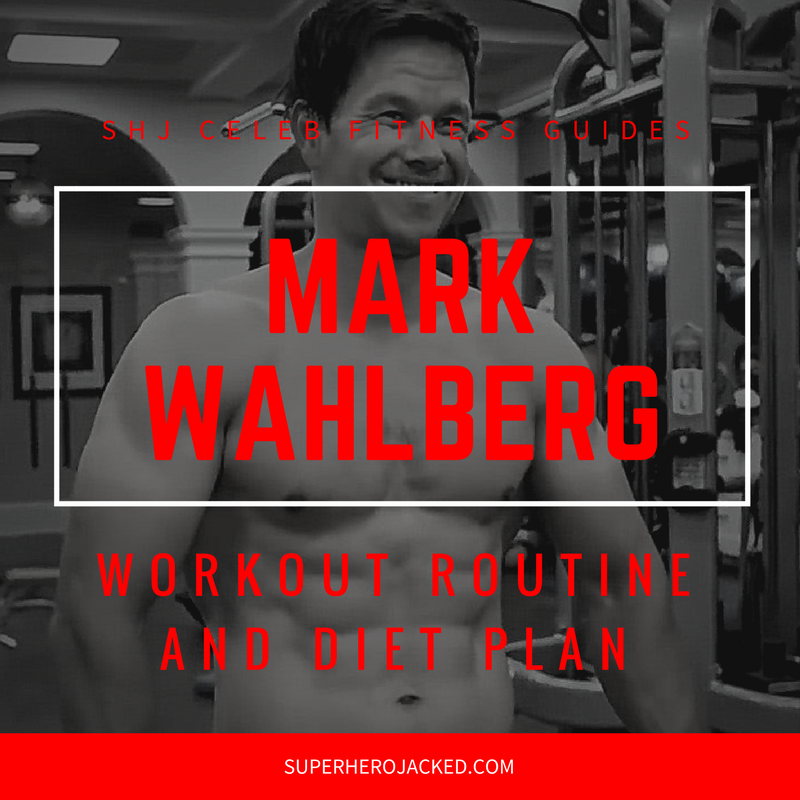 Mark Wahlberg Workout and Diet