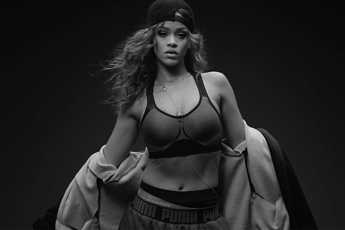 Rihanna Workout 3