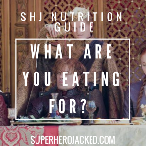 What Are YOU Eating For-