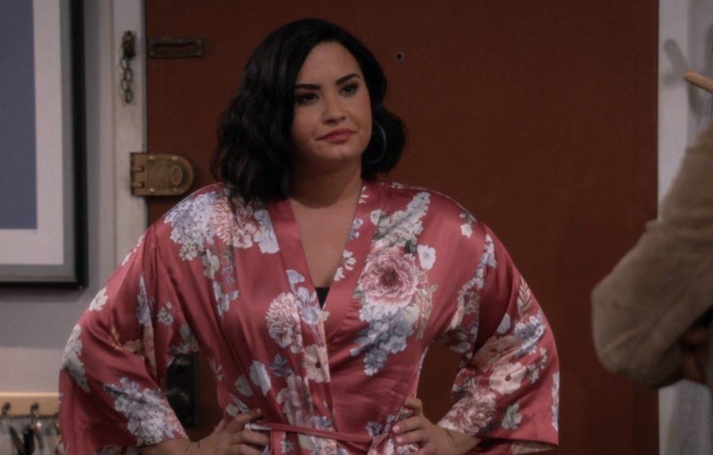 Demi Lovato Workout 2