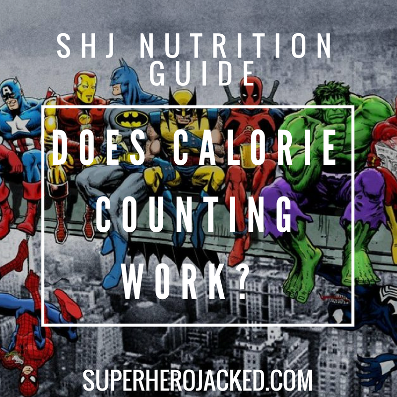 Does Calorie Counting Work-
