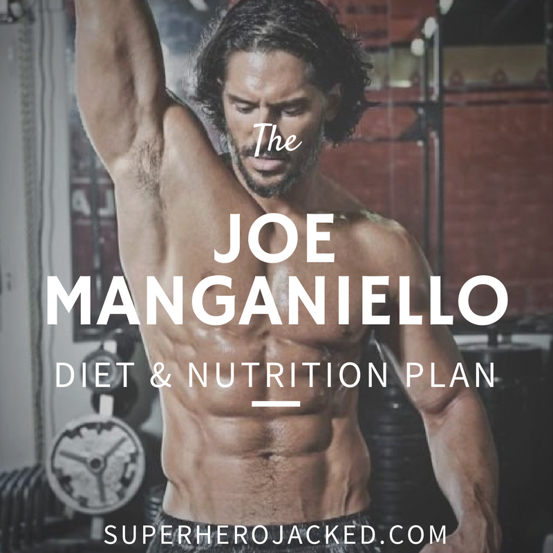 Joe Manganiello Evolution Pdf