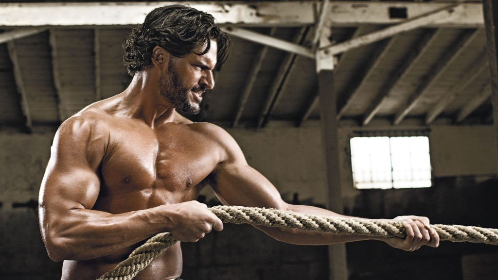 Joe Manganiello Workout 2