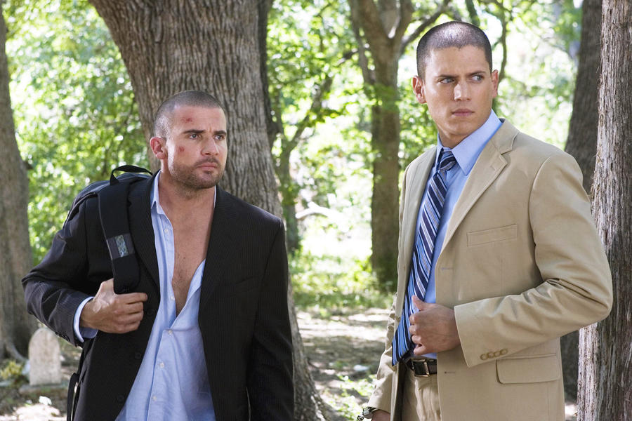 Dominic Purcell Workout 2