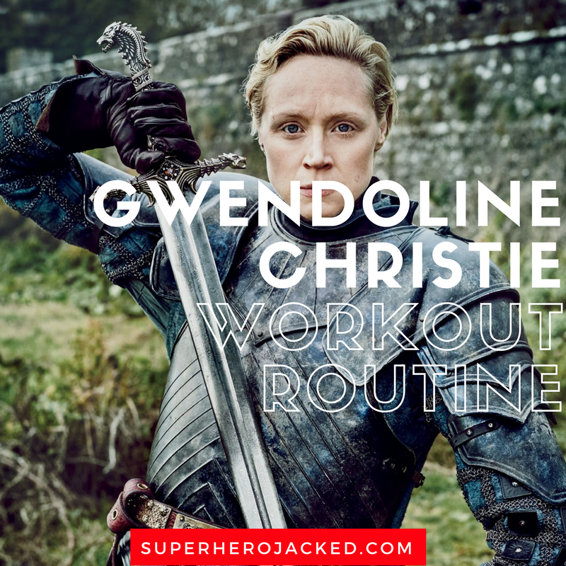 Gwendoline Christie Workout Routine