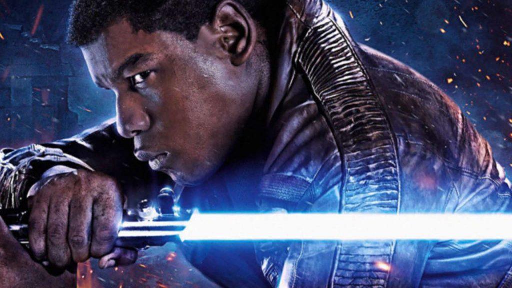 John Boyega Workout Star Wars