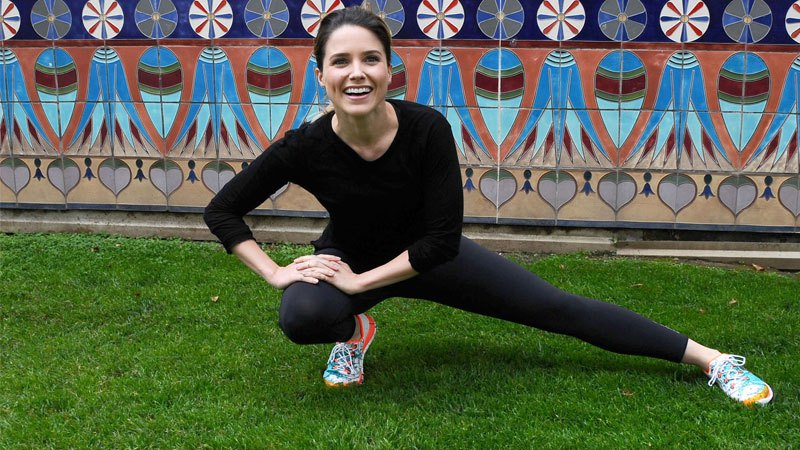 Sophia Bush Workout 2