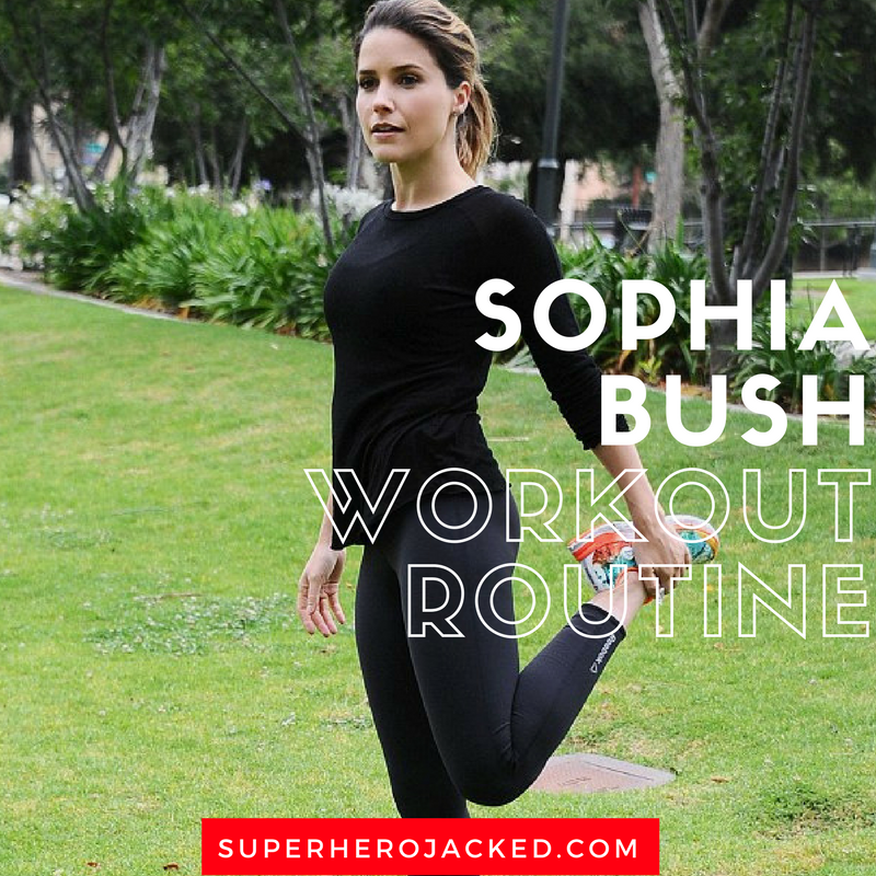 Sophia Bush Workout Routine