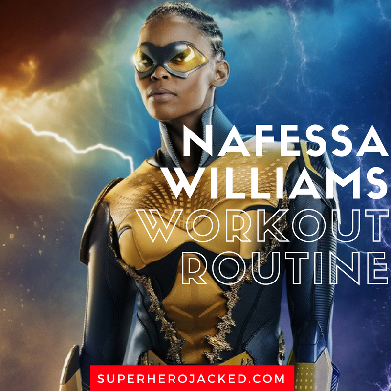 Nafeesa Williams Workout Routine