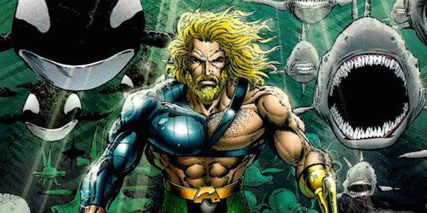 Aquaman Workout 3