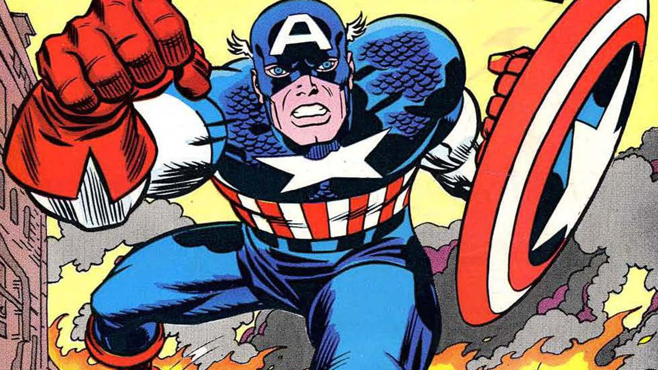 Captain America Workout 3