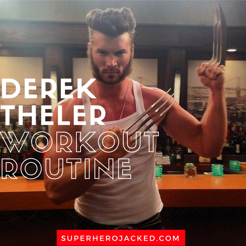 Derek Theler Workout Routine