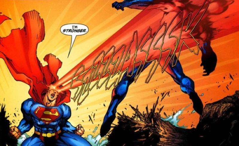 Superman Workout