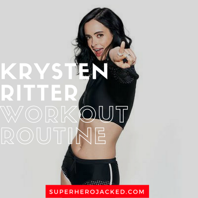 Krysten Ritter Workout Routine and Diet Plan: From Breaking Bad to a Defender Jessica Jones