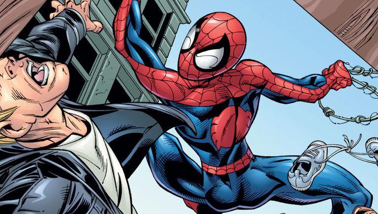 Spider-Man Workout 3