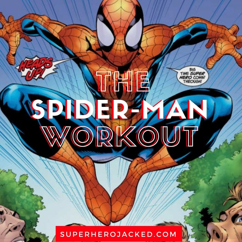 Spider-Man Workout Routine (1)