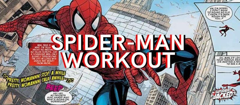 Spider-Man Workout Routine