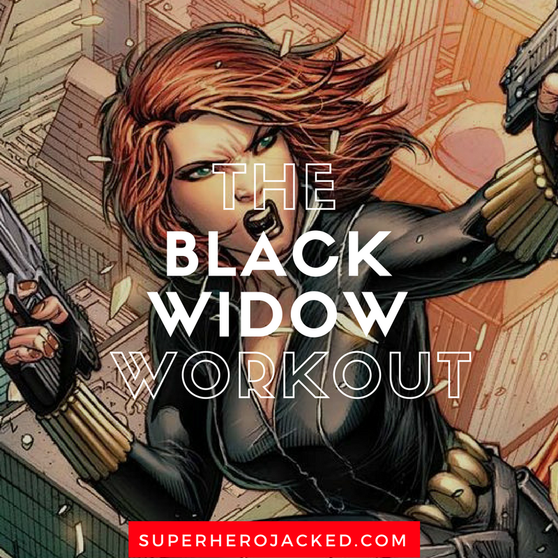 The Black Widow Workout
