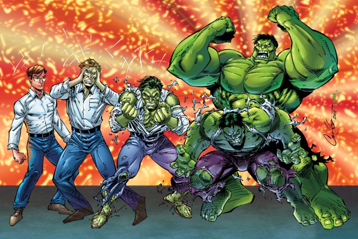 The Hulk Workout 3