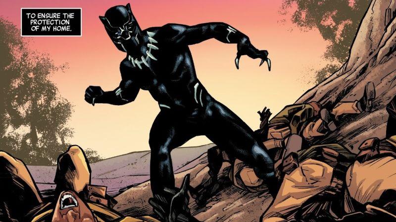 Black Panther Workout 3