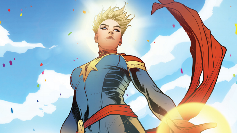 Captain Marvel Workout 1
