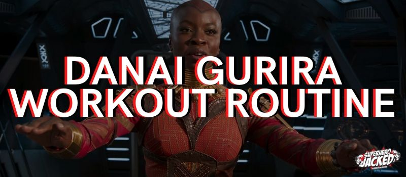 Danai Gurira Workout Routine