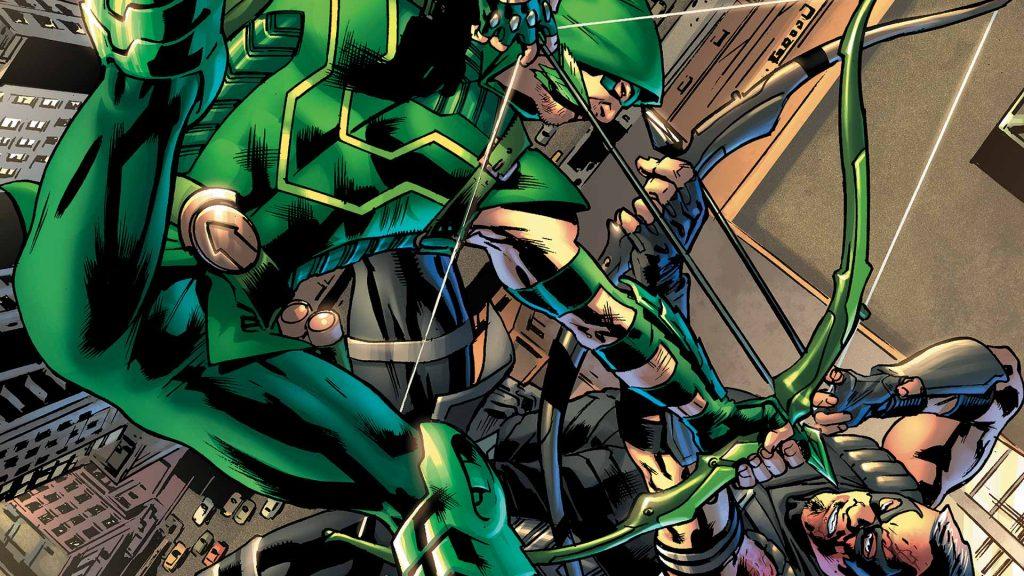 Green Arrow Workout 2
