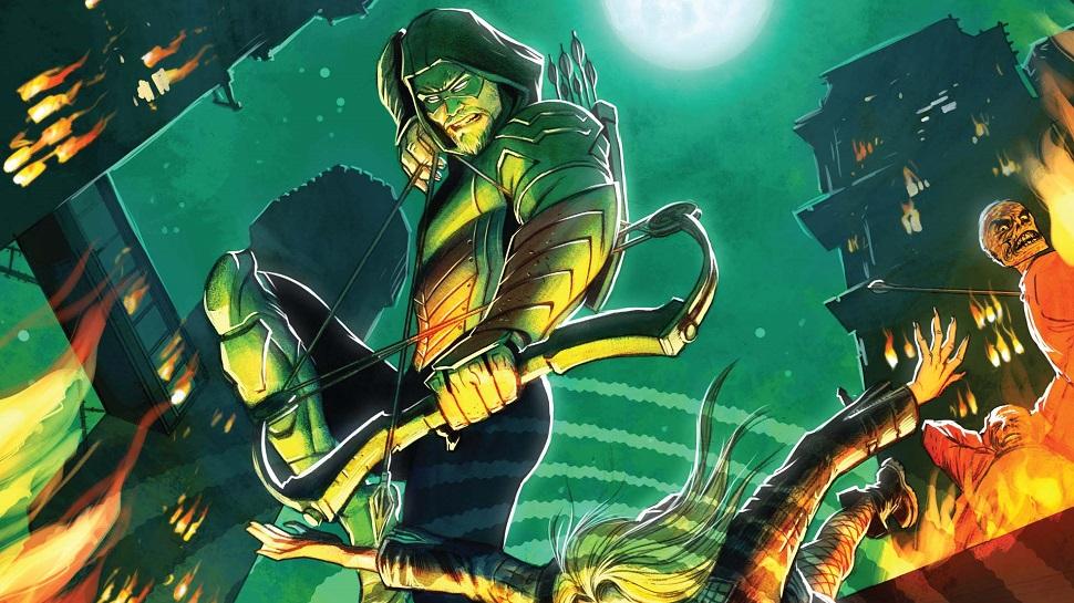 Green Arrow Workout 3