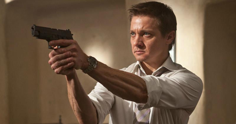Jeremy Renner Workout 1