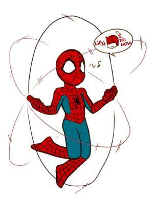Spider-Man Jump Rope