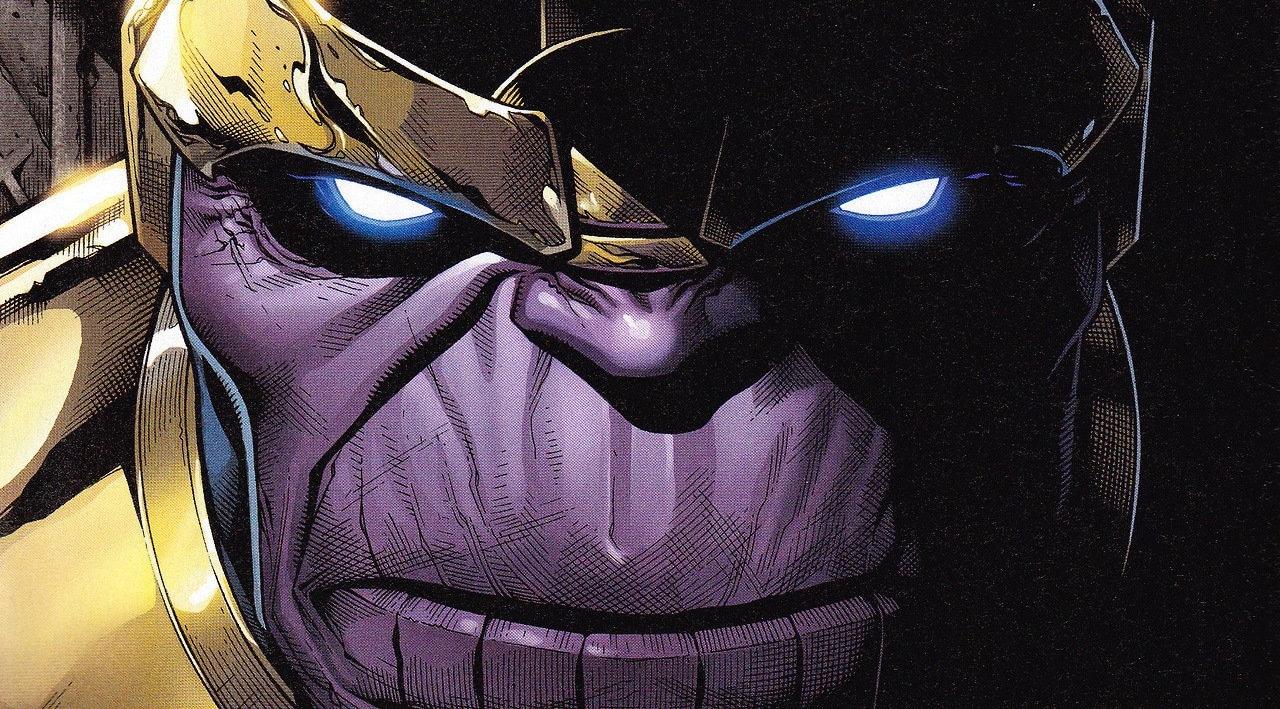 Thanos Workout 3