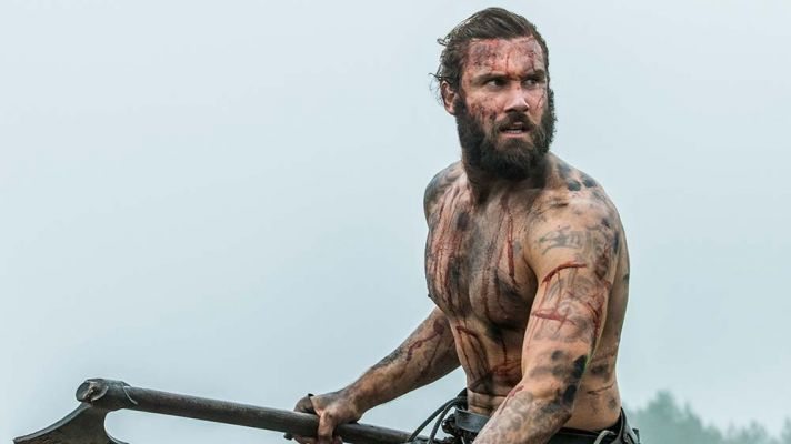 Clive Standen Workout 1