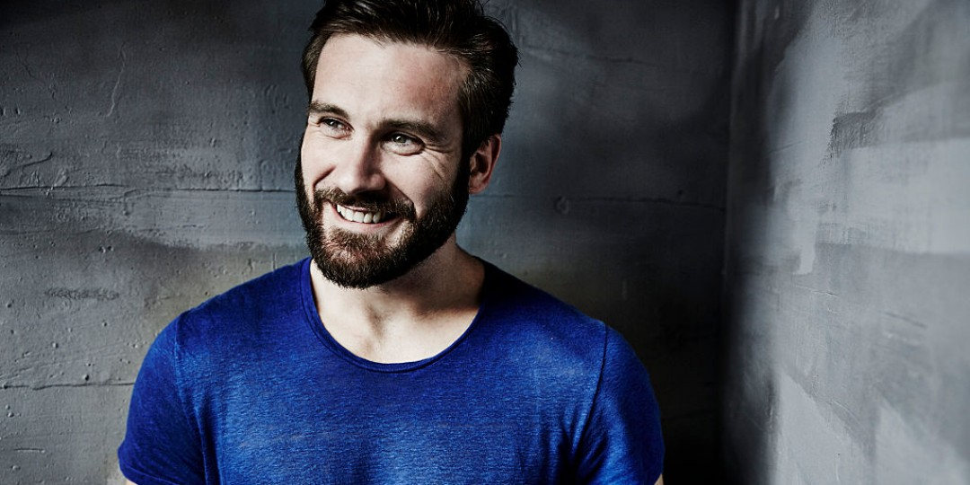 Clive Standen Workout 3