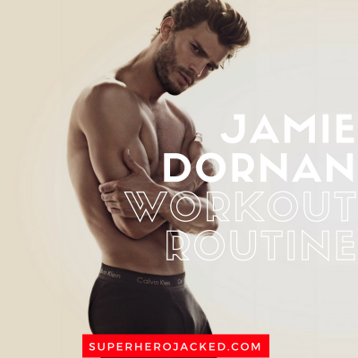 Jamie Dornan Workout Routine and Diet Plan: The Body Behind Christian Grey of Fifty Shades