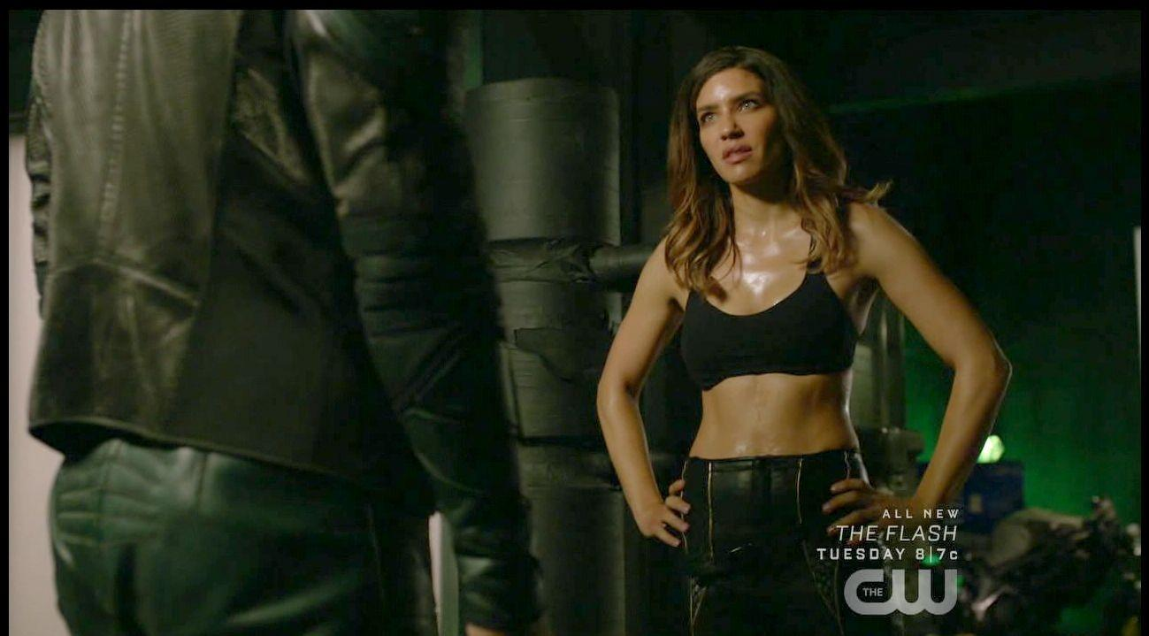 Juliana Harkavy Workout 1