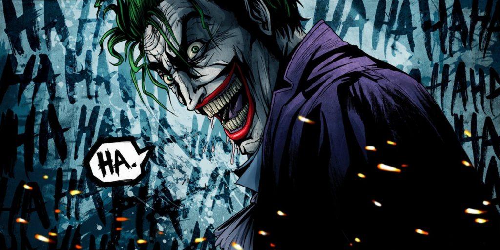 The Joker Workout 3
