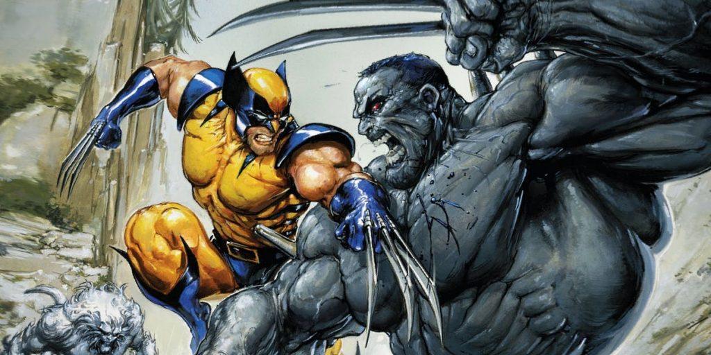 Wolverine Workout 1