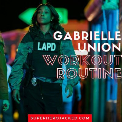 Gabrielle Union Workout