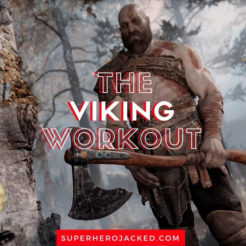 Kratos Workout Routine