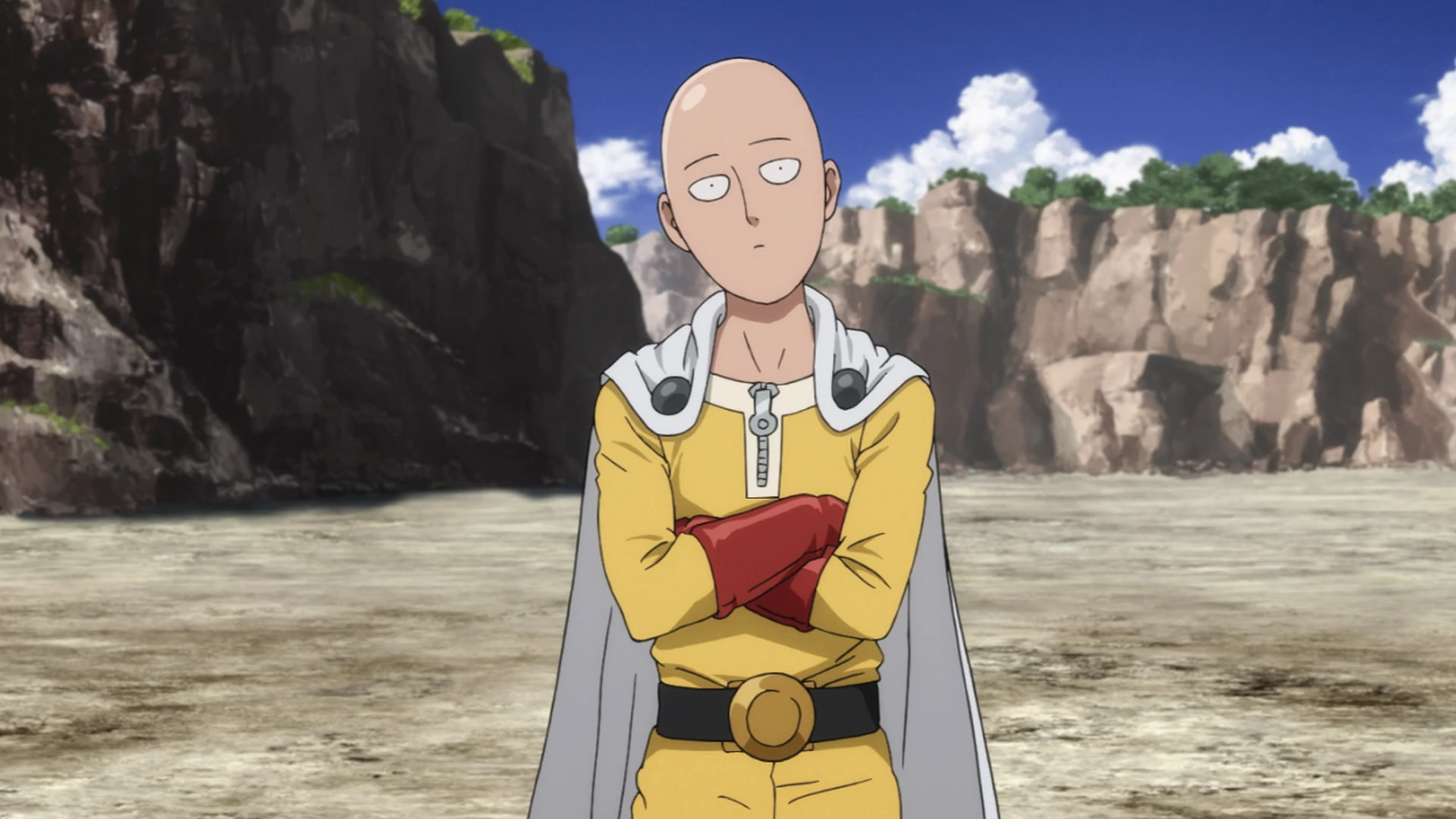 One Punch Man 1 Ger Sub