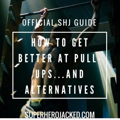 How to Get Better at Pull-Ups, and Pull-Up Alternatives