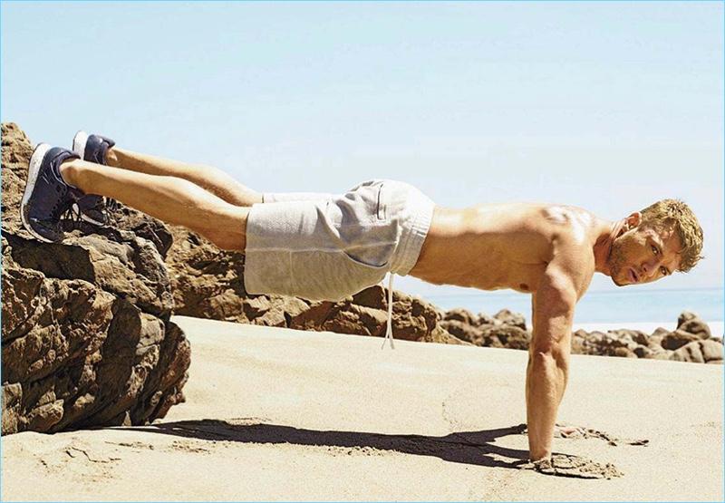 Ryan Phillippe Workout 1
